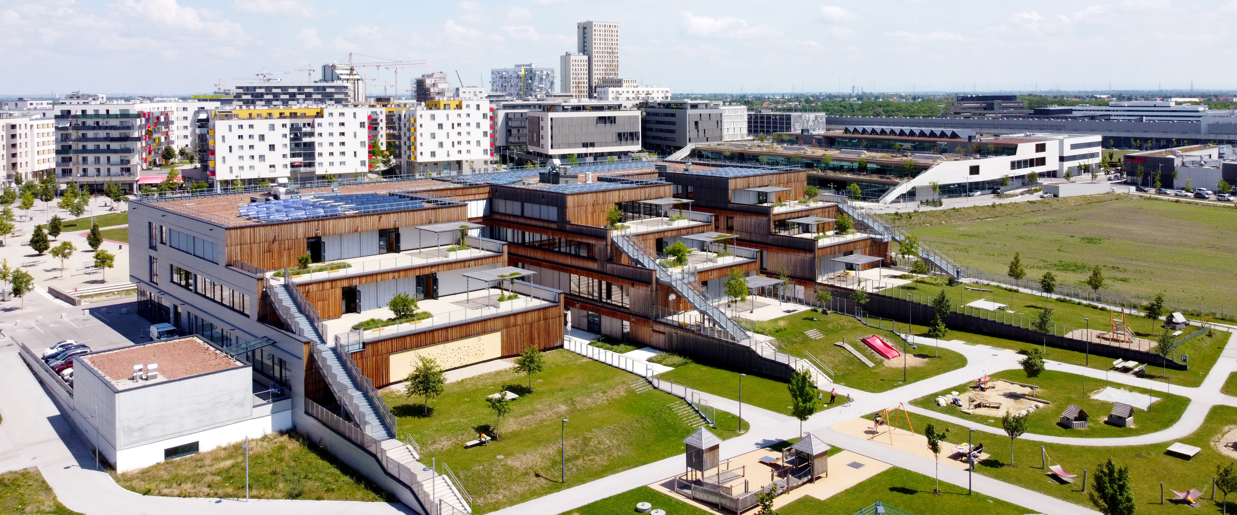 Referenzen communication matters: Aspern Smart City Research (ASCR)