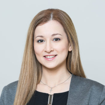 Marija Mirkovic, BA