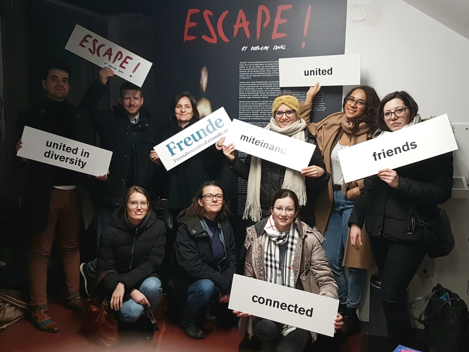 comma social event_escape